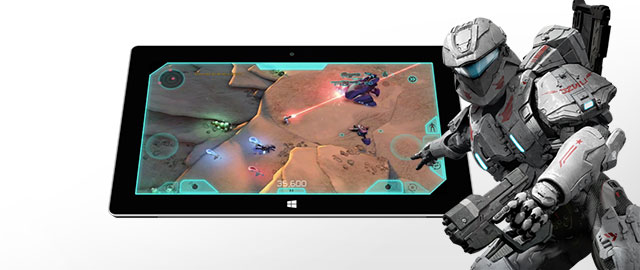 Surface 2 Halo